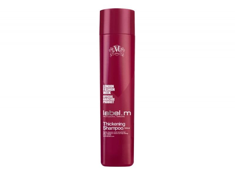 Thickening Shampoo labelM