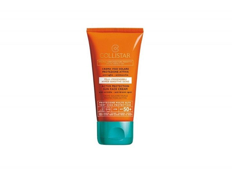 abbronzatura-viso-consigli-collistar-crema-viso-solare-protezione-attiva