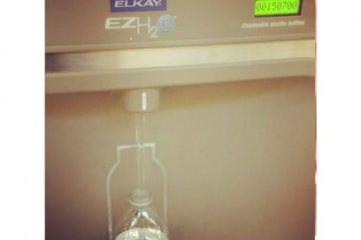 acqua bottiglietta aeroporto