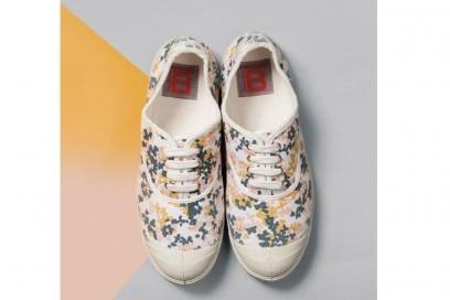 bensimon-sneakers-fiori