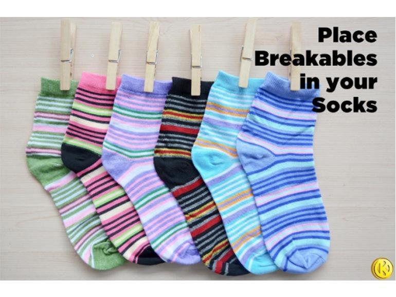 calzini colorati