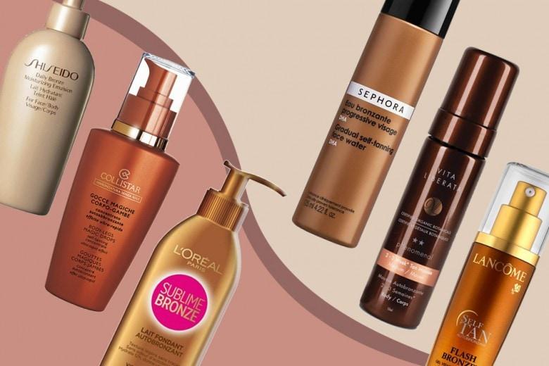 Autoabbronzanti: i migliori per una pelle effetto baciata dal sole