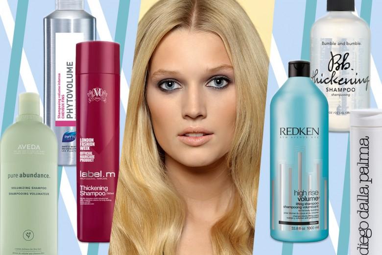 I 10 migliori shampoo per capelli sottili e fini