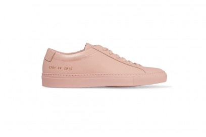 common-projects-sneakers-rosa