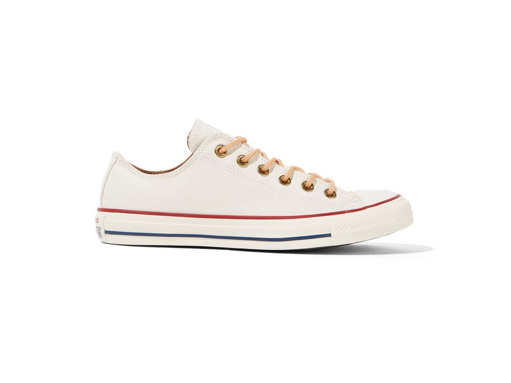 all star converse cuoio