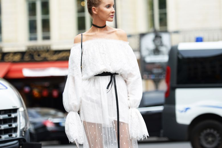 Street style: i look dalle sfilate Haute Couture 2016