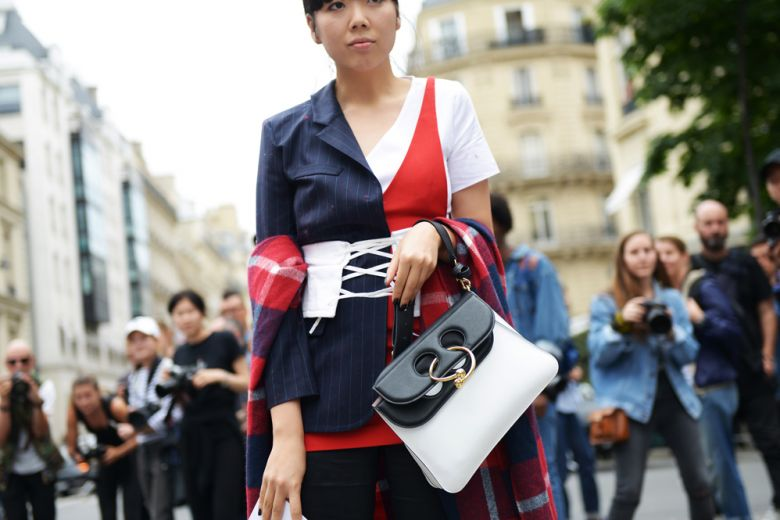 Le borse di tendenza dallo street style