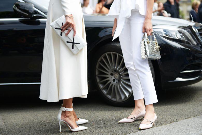 Le scarpe di tendenza dallo street style