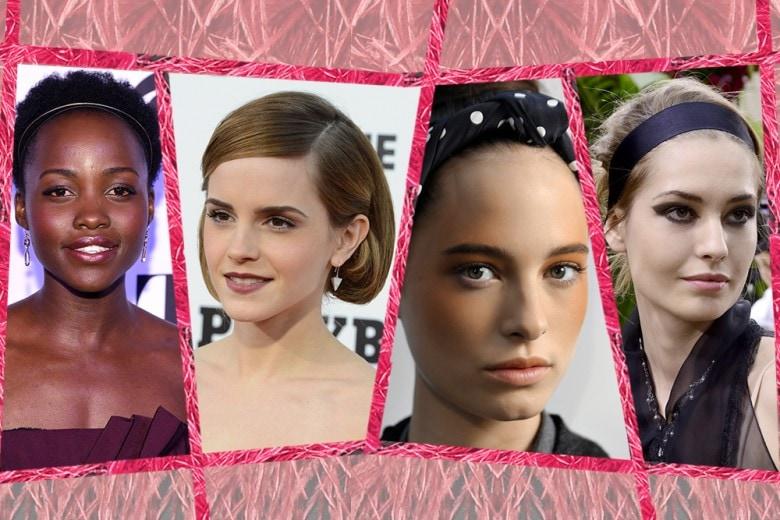 Cerchietti per capelli: 10 idee da replicare