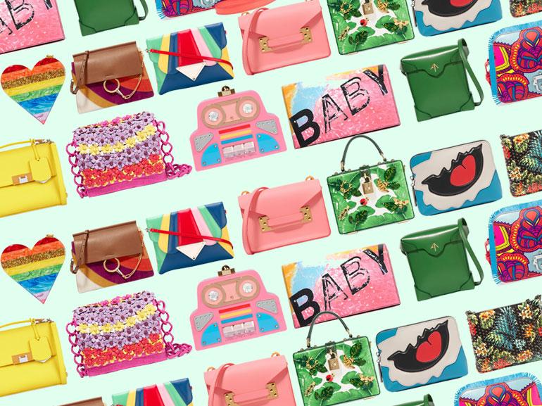 cover borse per l'estate le versioni più colorate mobile