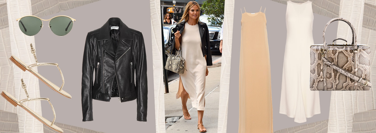 cover heidi klum in biker jacket e longdress dekstop
