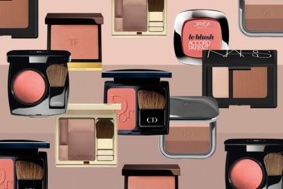 I blush ideali per la pelle olivastra