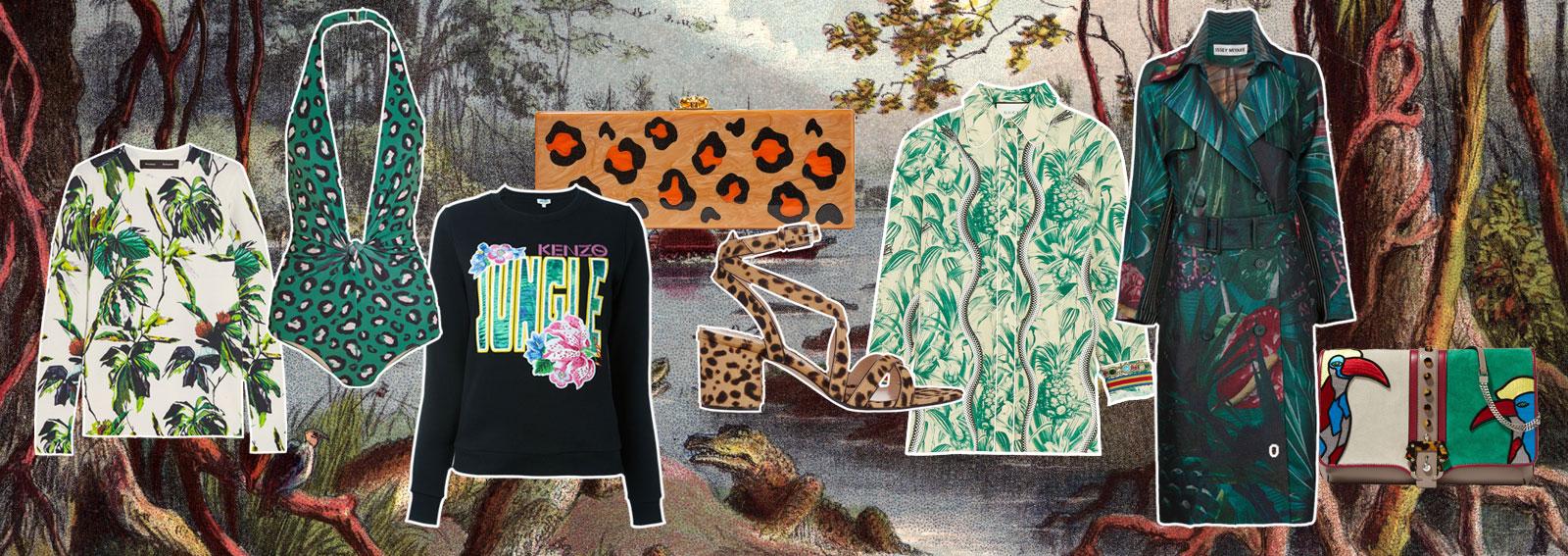 cover into the jungle la tendenza tropical dekstop