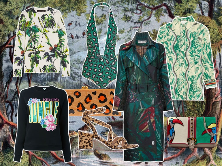 cover into the jungle la tendenza tropical mobile
