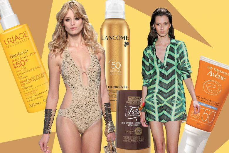 Le migliori creme solari per pelli sensibili e chiare