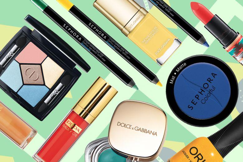 Il make up ispirato al Brasile e Rio de Janeiro