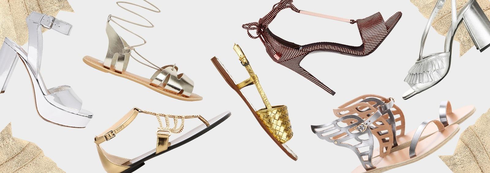 cover sandali metallizzati le versioni più luccicanti dekstop