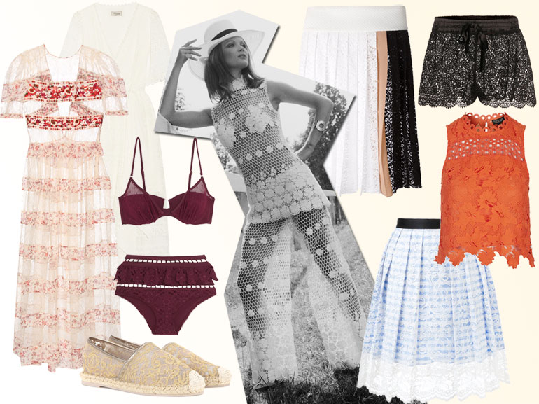 cover summer lace i capi in pizzo mobile