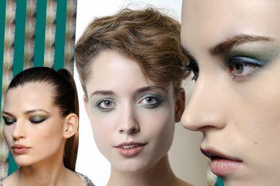 Trucco occhi verde sfumato: 15 idee da provare ora