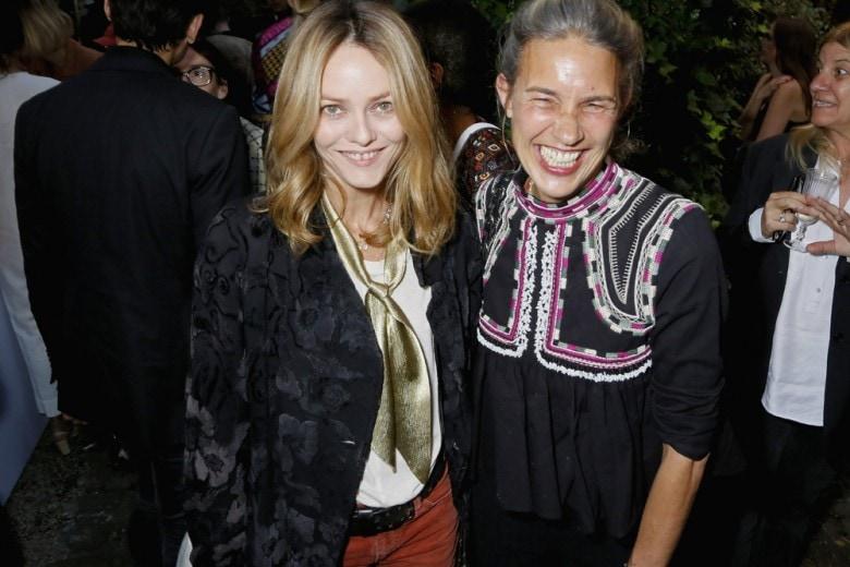 mytheresa.com festeggia Isabel Marant a Parigi