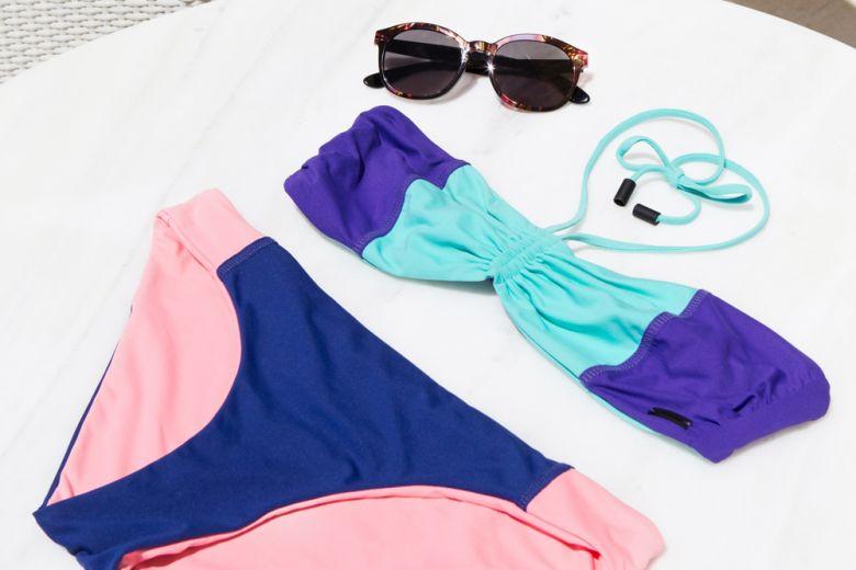 Pronti per Mykonos con Diesel Eyewear: ecco la valigia di Natalia