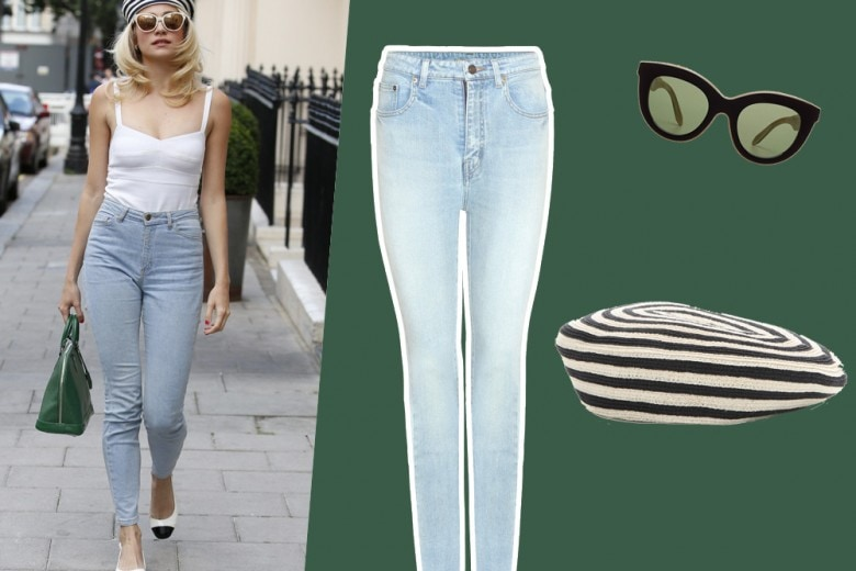 Easy look da weekend come Pixie Lott