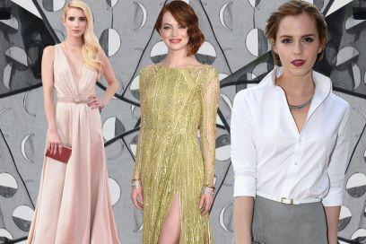 Being Emma: i look a confronto di Emma Roberts, Stone e Watson