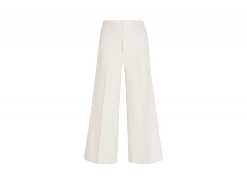 isabel marant pantaloni cropped