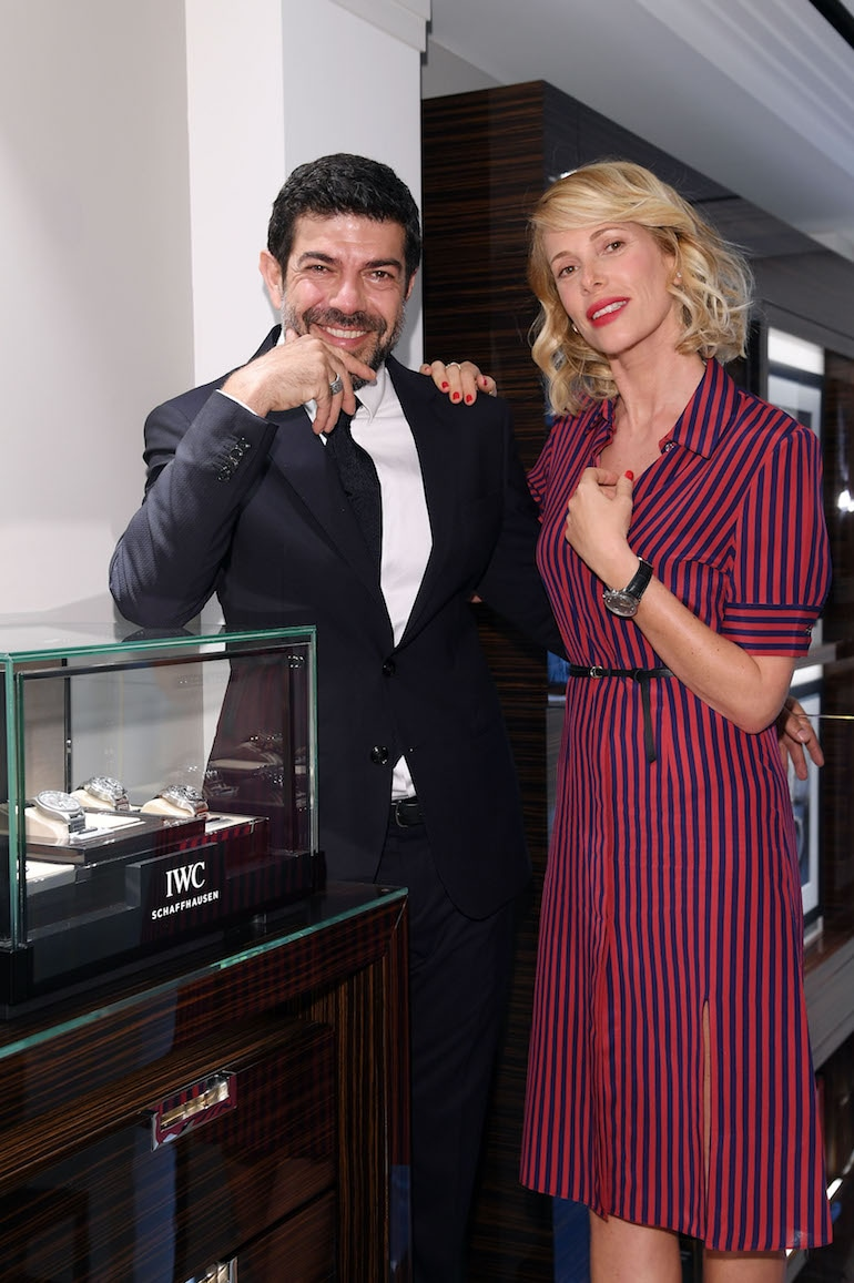 IWC Boutique Opening Event