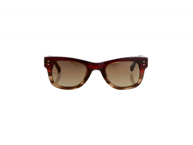 linda-farrow-occhiali-da-sole-marrone