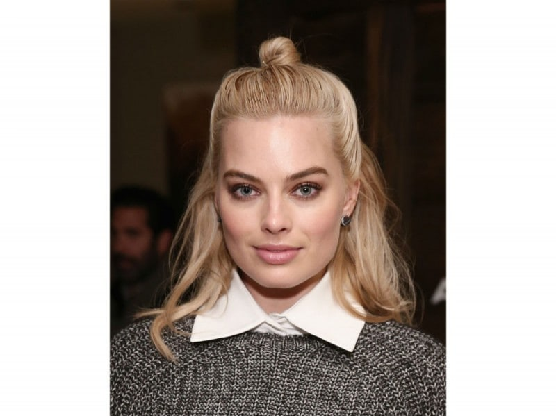 margot robbie beauty look (5)