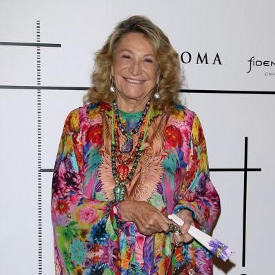 Addio a Marta Marzotto, stilista e pilastro dei salotti milanesi