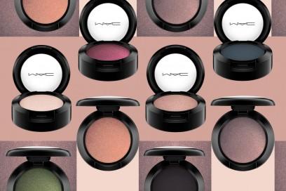 Ombretti Mac Cosmetics: i colori must have
