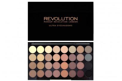 palette ombretti opachi make up revolution