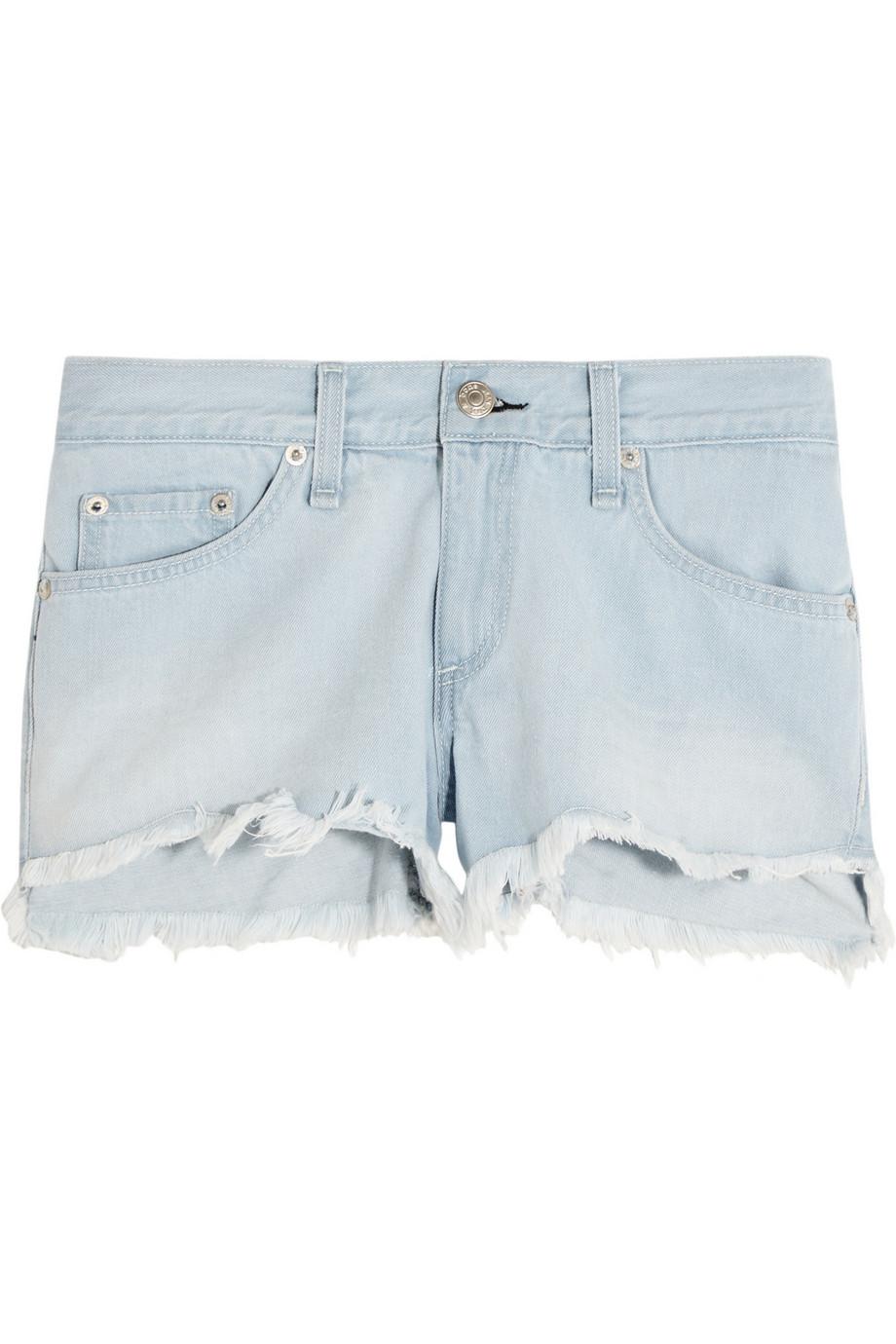 rag & bone shorts denim