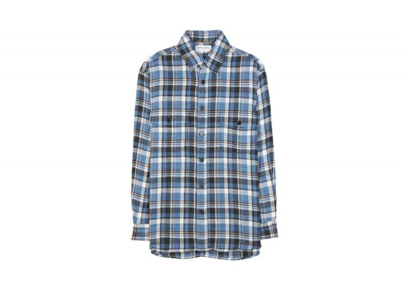 saint-laurent-camicia-flanella