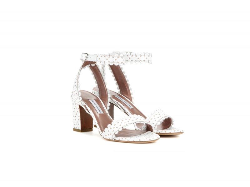 tabitha simmons sandali bianchi