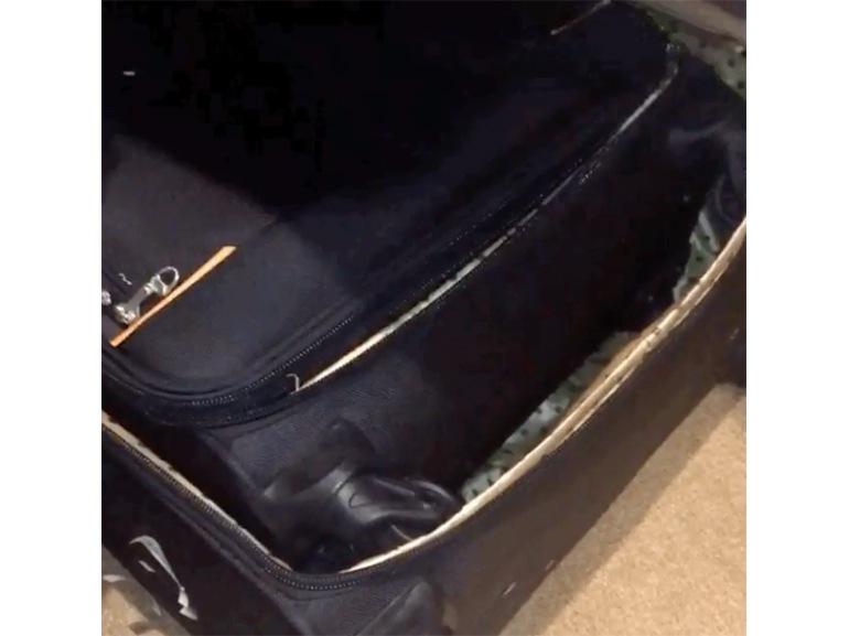 valigia dentro valigia