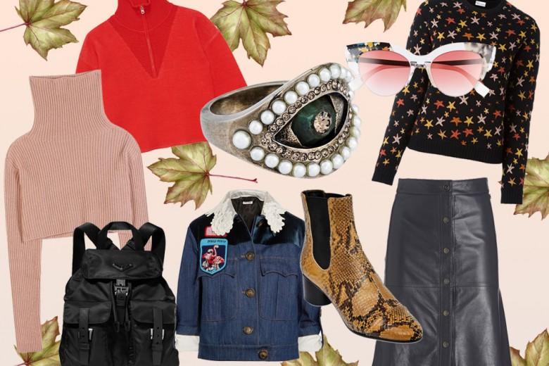 20 cose da comprare subito per l'autunno 2016