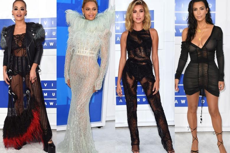 VMA 2016: i look delle star ai premi di MTV