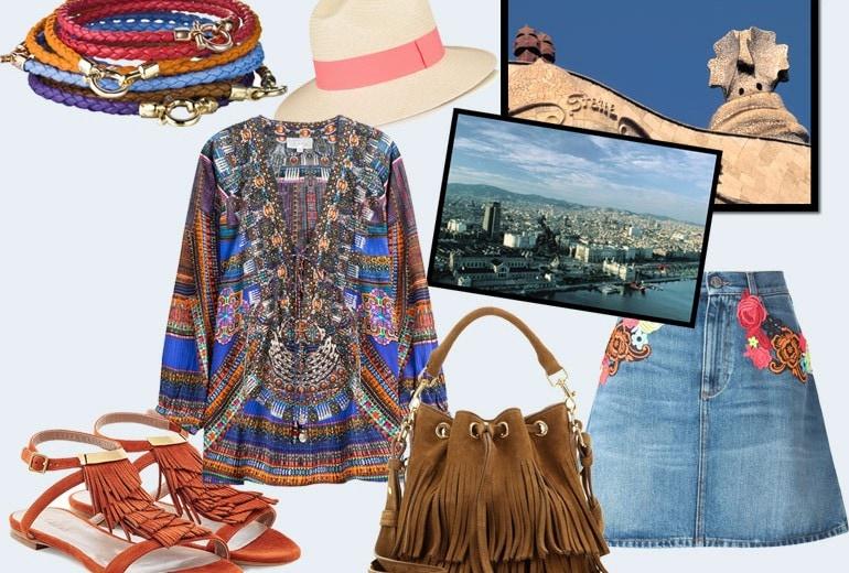Vacanze a Barcellona: i must have da mettere in valigia