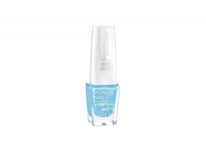 Isadora Wonder Nail Aquamarine
