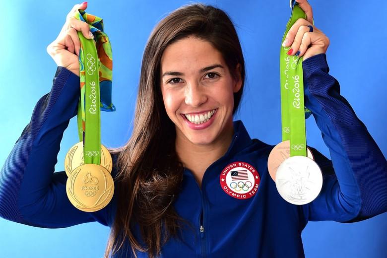 """Maya Dirado: """"Ho vinto le Olimpiadi, ma ora vado a fare la consulente"""""""