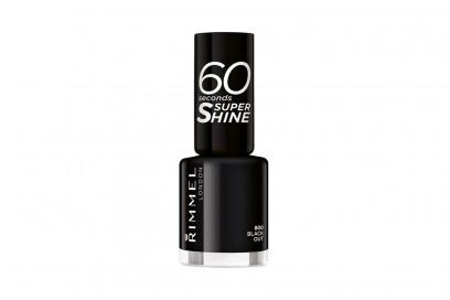 Rimmel-Unghie-60_Seconds_Super_Shine 800 Black Out