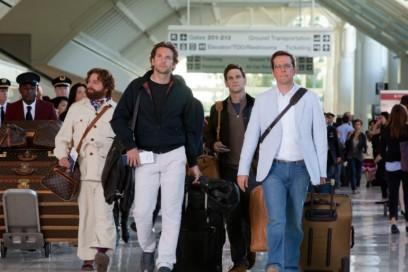 aeroporto hangover
