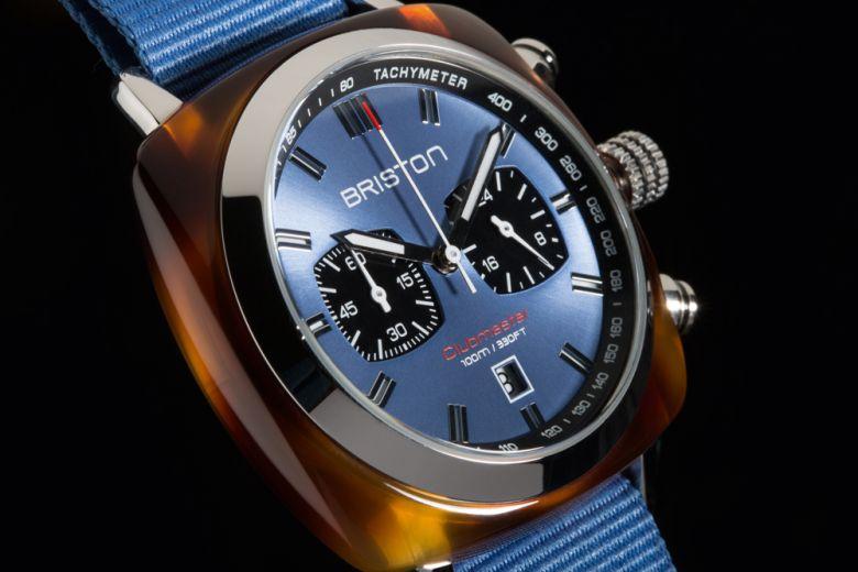 Briston: gli orologi dallo spirito casual
