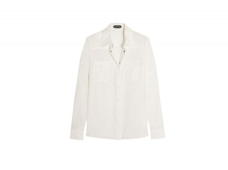 camicia-bianca-di-seta-tom-ford