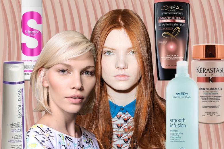 I 10 migliori shampoo per capelli lisci