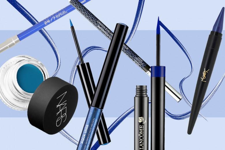 Eyeliner blu: i migliori da provare adesso