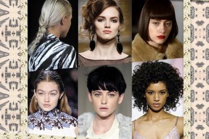Tagli capelli: medi, corti e lunghi per l'Autunno-Inverno 2016-17